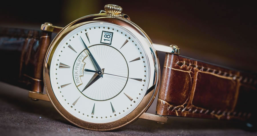 Patek Philippe Calatrava replica review
