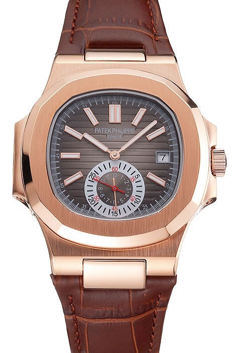 Patek Nautilus Rose-Gold Replica