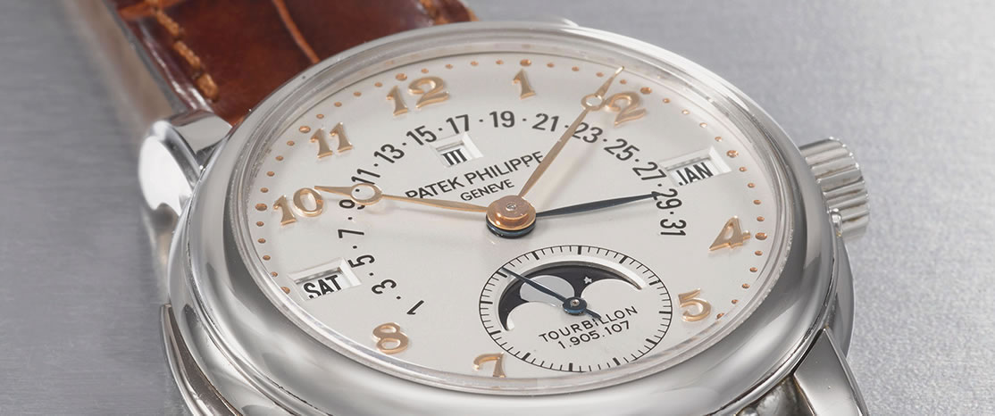 Used Patek Philippe Grand Complications